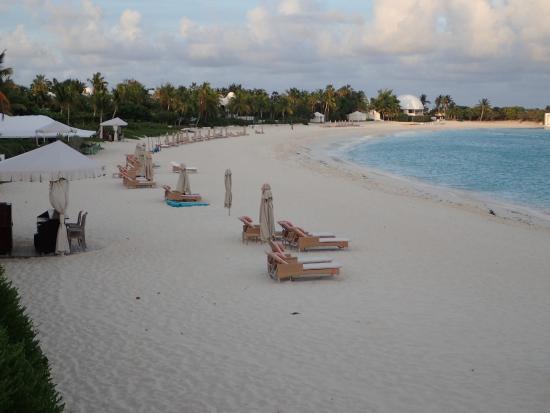 Belmond Cap Juluca: Beach