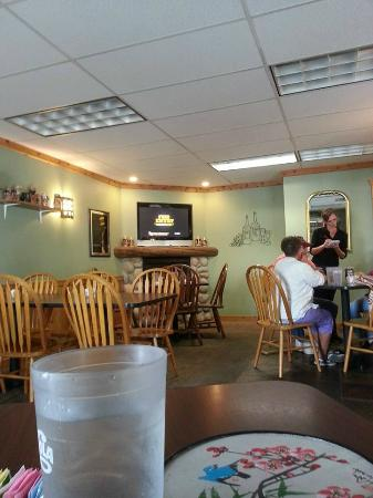 Asotin, WA: Inside of Matt's