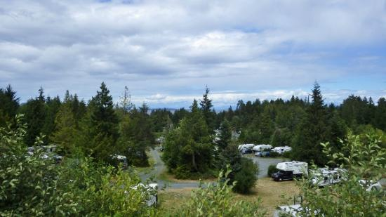 Qualicum Bay Resort: Qualicum Bay RV Resort & Campground