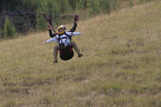Amazing Freedom Picture Of Proflyght Paragliding Kula Tripadvisor