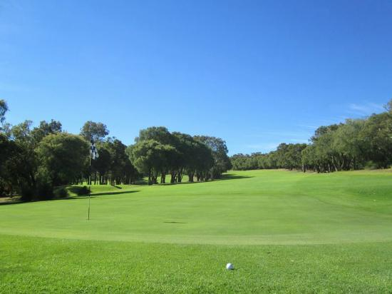 Margaret River Golf Club: Margaret river golf course 1