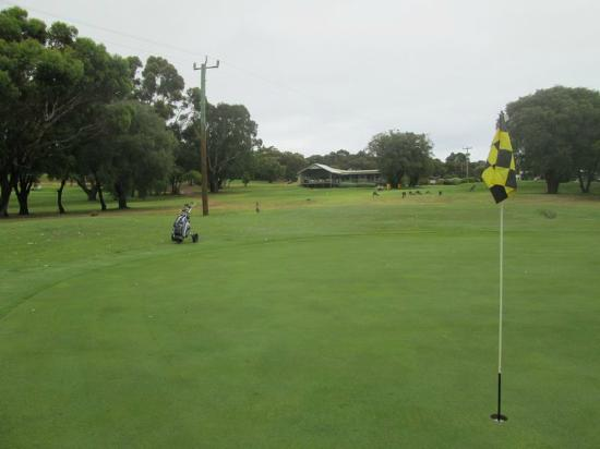 Margaret River Golf Club: Margaret river golf course 2