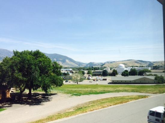 La Quinta Inn & Suites Bozeman: view from our room