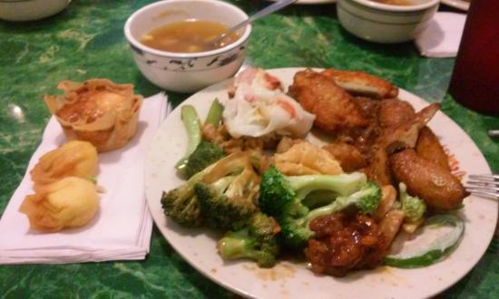 Golden Wok China Buffet