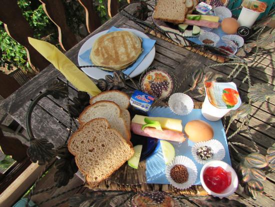 Hotel Scharloo : Breakfast