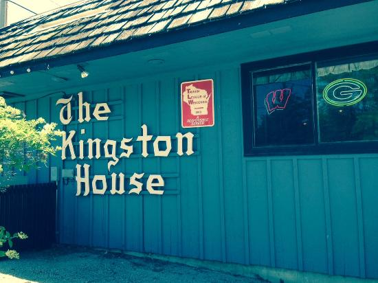 Kingston, WI: Nothing fancy but worth the stop