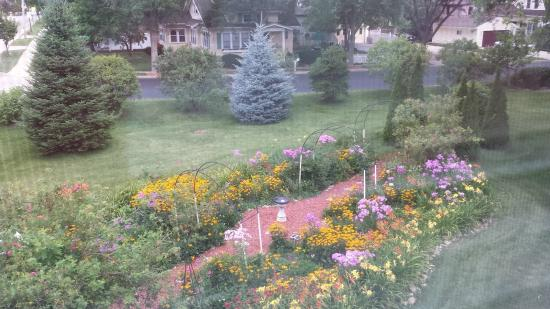 Cambridge, WI: View from my room