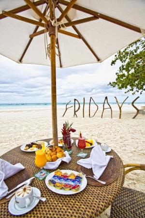 Fridays Boracay Restaurant