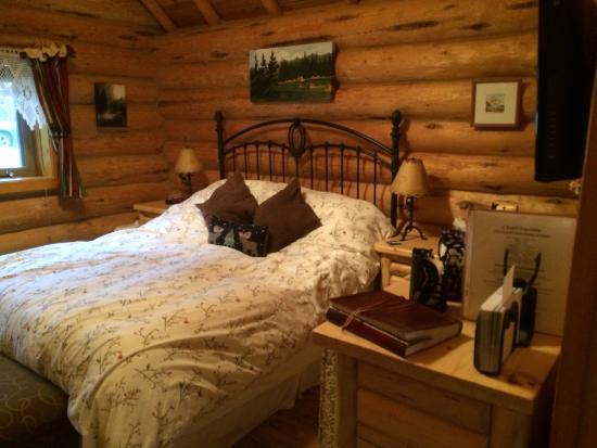 Banff Log Cabin B&B Aufnahme