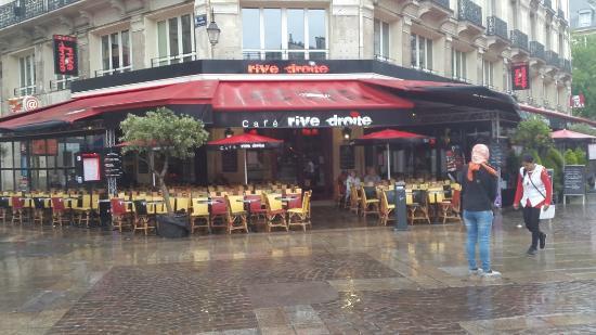 un super dessert picture of cafe rive droite paris tripadvisor. Black Bedroom Furniture Sets. Home Design Ideas