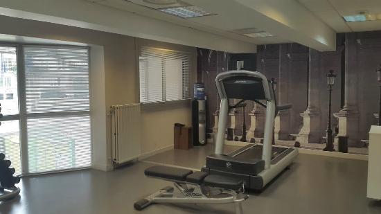 Citadines Les Halles Paris: Gym