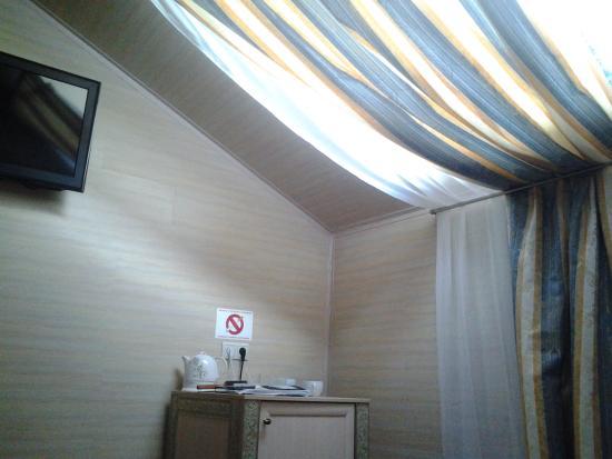 Hotel Gallery: 3 этаж мансардное окно в номере