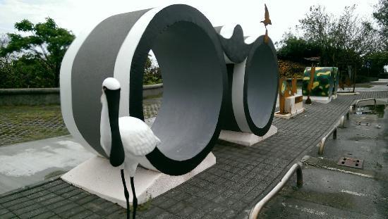 黑面琵鹭生态展示馆