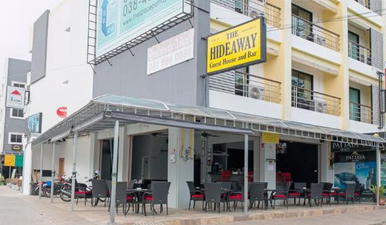 The Hideaway Guest House and Bar