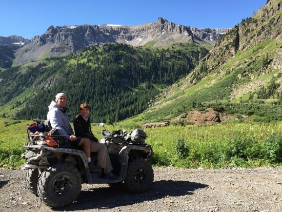 Ride-N ATV Adventures: Yankee Boy Basin