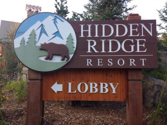 picture of hidden ridge resort banff. Black Bedroom Furniture Sets. Home Design Ideas