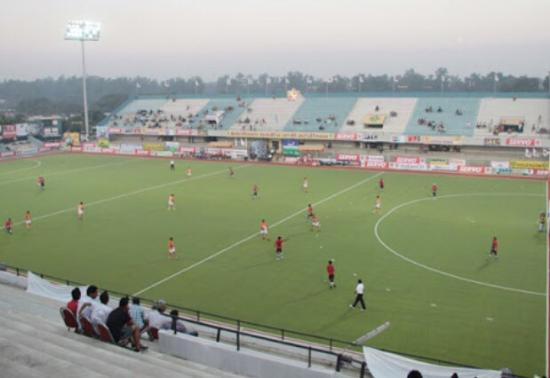 ‪Surjit Hockey Stadium‬