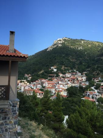 Vasiliki Guesthouse : View from the balcony