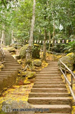 tourism khao khitchakut national park chanthaburi province vacations