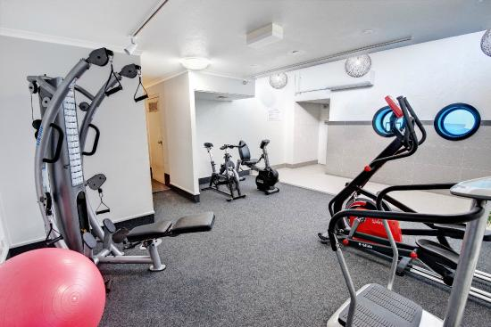 Rolling Surf Resort: Fitness Room