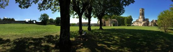 Abbaye de la Sauve-Majeure : photo0.jpg