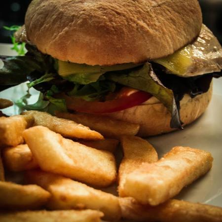 Olivo Chicken Burger