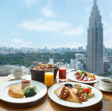 Hotel Century Southern Tower: Breakfast image