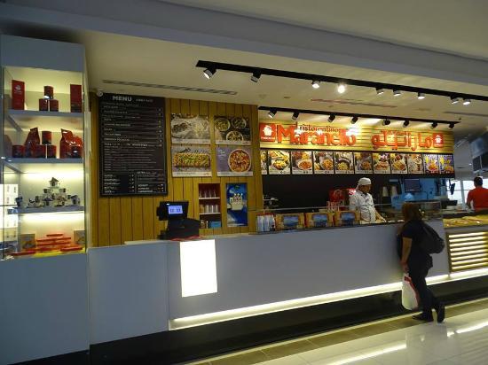 Maranello restaurant picture of maranello restaurant for Ristorante cipriani abu dhabi