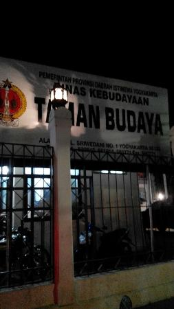 Cultural Development Center of Yogyakarta