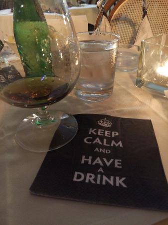 Bar Eden : Cocktail