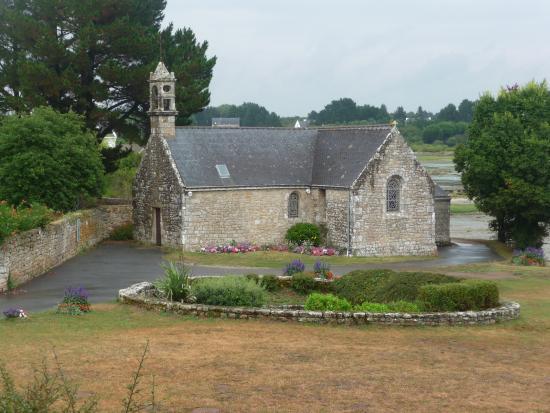 Le Clos de Canaplaye : Pittoresque église de Saint-Philibert