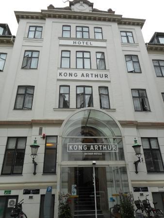 Hotel Kong Arthur, Copenhagen - Picture of Hotel Kong Arthur, Copenhagen - TripAdvisor