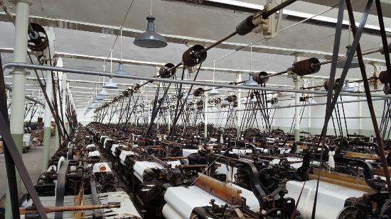 Queen Street Mill Textile Museum: Queen Street Mill Textile Museum
