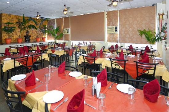 Hotel Padmini Palace: Restaurant