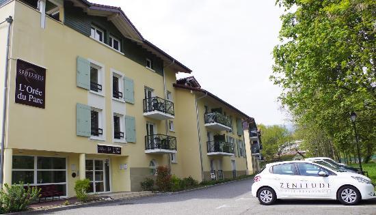 Zenitude Hotel-Residences L'Oree du Parc