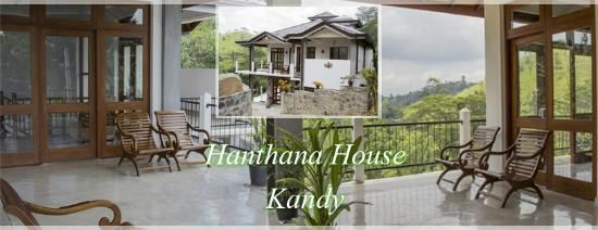 Hanthana House Kandy