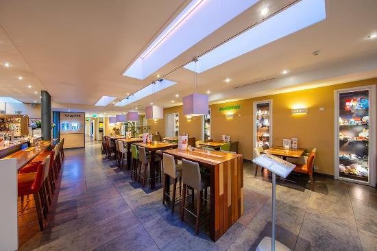 Hotel Mitland: Brasserie