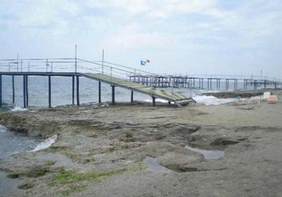Rheme Beach: отель