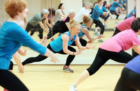 Kendal Leisure Centre: Fitness Classes