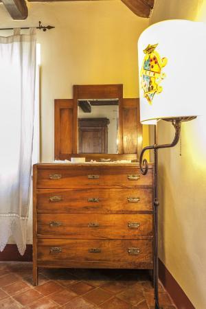 Azienda Fontelunga: apt la bozza bedroom 2