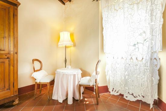 Azienda Fontelunga: la bozza bedroom 1