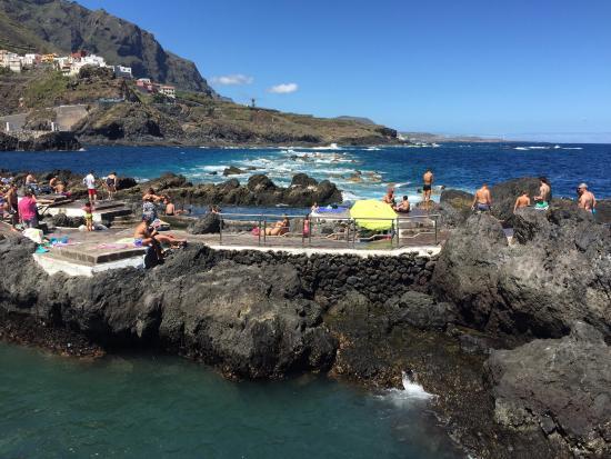 Picture of piscinas naturales el caleton for Piscinas garachico