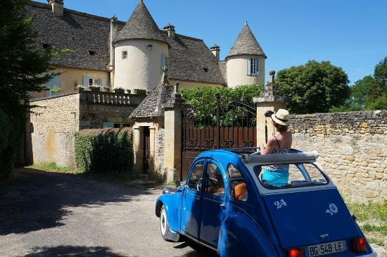 Marnac, Prancis: Manoir de St Vincent de Cosse