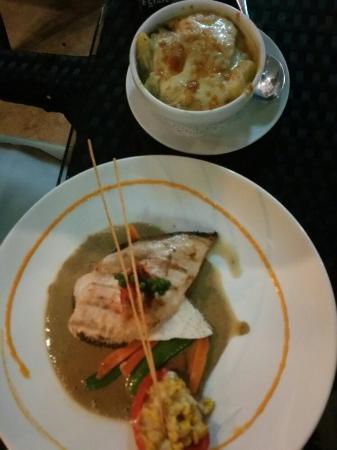 Two Chefs - Karon Beach: Cena al Two Chef