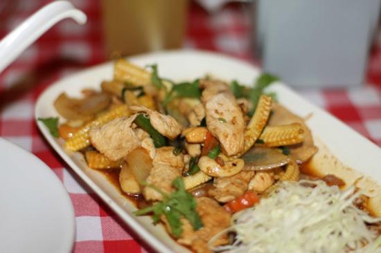 Rasoi Restaurant: Пад Тай