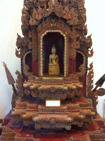 Mae Fah Luang Art and Culture Park: Displays