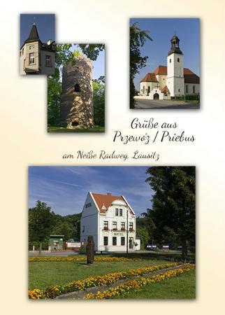 Przewoz, Poland: POST CART