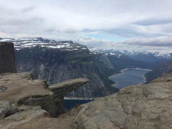 Odda, Norway: Trolltunga