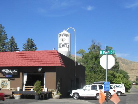 Sun Valley Brewing Company, Hailey, Idaho