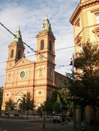 Kostel Svatého Václava na Smíchově